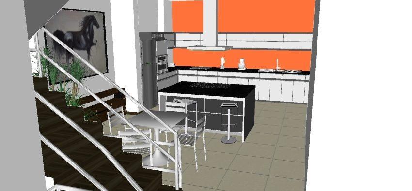 1º Andar (Cozinha)